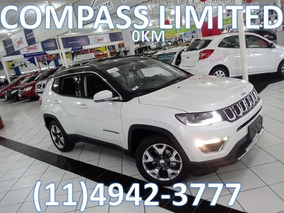 Jeep Compass Limited 2.0 Flex 4p