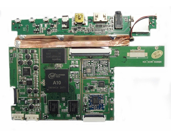 Placa Mãe Toshiba Para Tablet Ta9701w 16gb Nova!