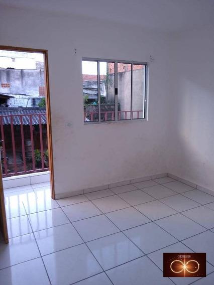 Casa Com 1 Dormitório Para Alugar, 40 M² Por R$ 850,00/mês - Jardim Nova Germania - São Paulo/sp - Ca0046
