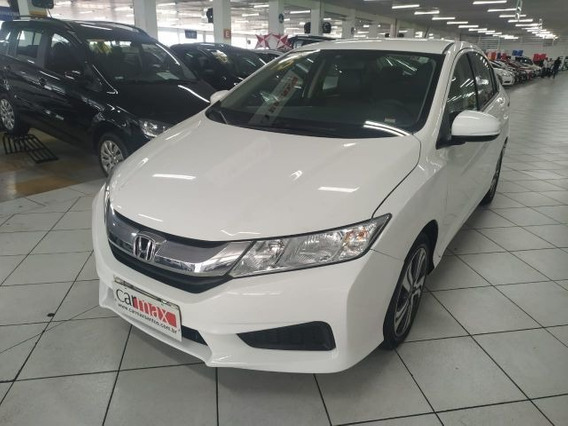 Honda City Lx 1.5 16v Flex