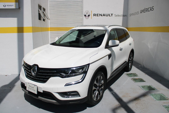 Renault Koleos 2018 2.5 Iconic Piel Cvt