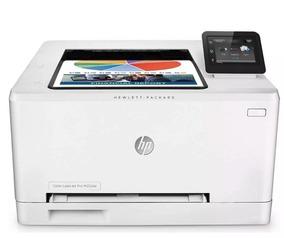 Impressora Hp Laser Color Jet M252dw Novissima