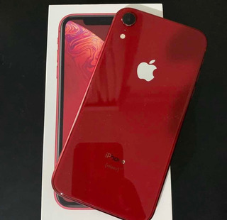 iPhone XR Apple 64gb Product Red