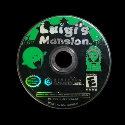 Imagen 1 de 1 de Luigi's Mansion Disco