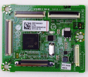 Placa T-con Lg 50pn4500 Ebr75655801 Nova Original