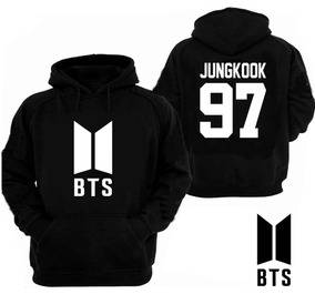 Sudadera Bts, Nuevo Logo, Jungkook, Kpop, Bts