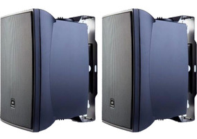 Caixa Som Ambiente Jbl Selenium C621p Preta Kadu Som Full