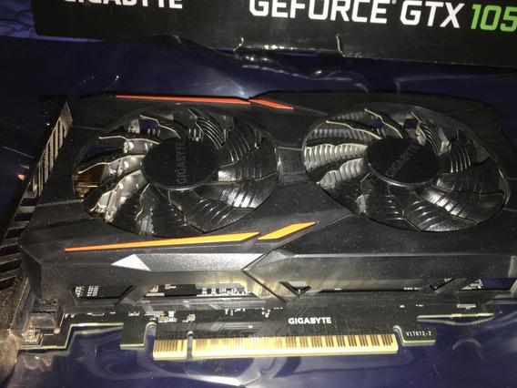 Placa De Video Gforce Nvidia Gtx 1050 Ti 4gb Ddr5