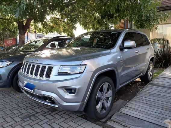 Jeep Grand Cherokee 3.6 Overland 286hp At 2014 Hoffen