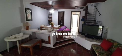 Casa À Venda, 90 M² Por R$ 400.000,00 - Cigarras - São Sebastião/sp - Ca5460