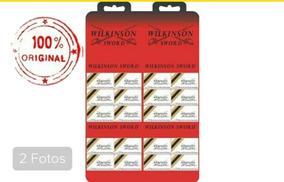Giletes Wilkinson Atacado Kit C/10 Cartelas 600un Promoção