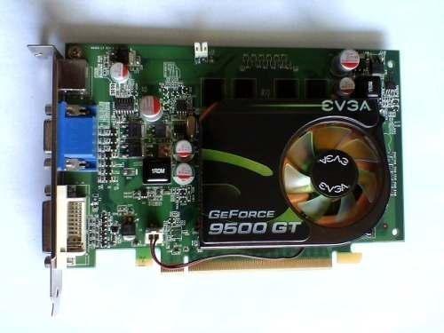Tarjeta De Video Geforce Nvidia 1 Gb Ddr2