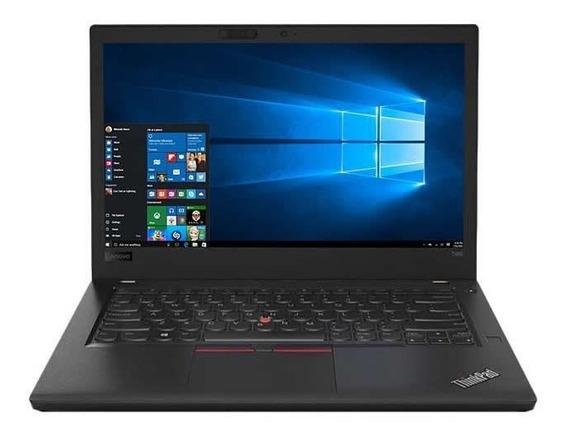 Notebook Lenovo T480 I5-8350u 8gb Ssd 256gb Full Hd Touch