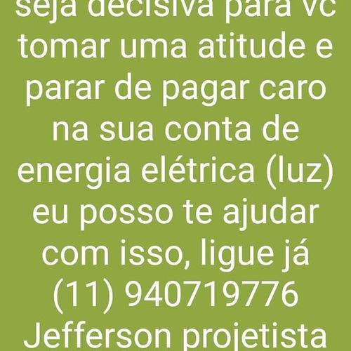 Imagem 1 de 5 de Está Cansado De Pagar Caro Em Sua Conta De Energia Elétrica?