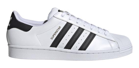 Zapatillas adidas Originals Moda Superstar Hombre Bl/ng