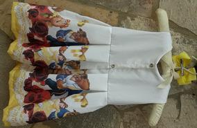 Vestido Festa Casamento Daminha Luxo 2a12 Anos Frete Grates