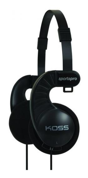 Fone De Ouvido Koss Sporta Pro Preto- Original Com Nota