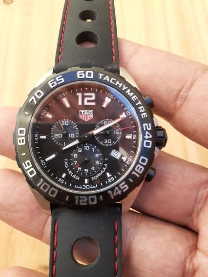 Relógio Tag Heuer Formula 1 Caz1010.ba0842 Blacl Dial 43mm