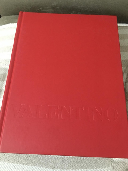 Livro - Valentino: Themes And Variations Importado Decoracao