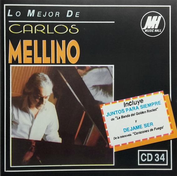 Carlos Mellino Ex Alma Y Vida Cd Lo Mejor Banda Del Golden R
