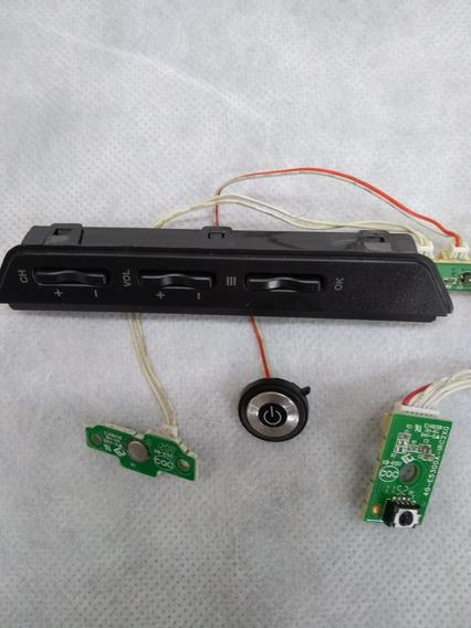 Teclado Funções+power+sensor Remoto Ph 32m Led A4