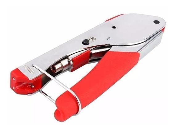 Ponchadora Crimpeadora Para Cable Coaxial Rg6 Y Rg59