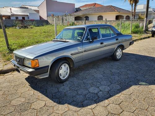 Chevrolet Opala Sl 1989 Azul 4 C E 4 Poprtas
