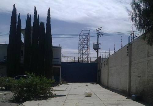 Bodega Nave Industrial En Renta, Chicoloapan, Estado De México