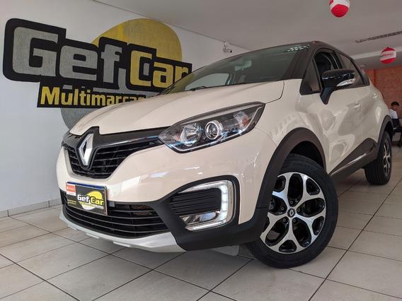 Renault Captur Intense 2.0 Automatico 2018 Sem Entrada