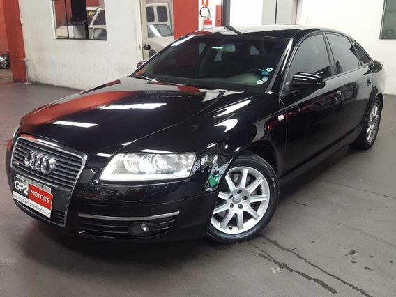 Audi A6 3.0 V6 30v Multitronic ( Blindado ) 2005