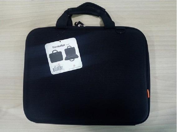 Maletin Para Laptop Keymedia Formalist Negro 15.4