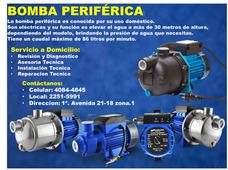 Plomero, Fontanero, Técnico De Bombas De Agua