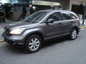 Honda Crv 2.4 -4x2- 2009 At Excelente. Al Dia Impecable ..--