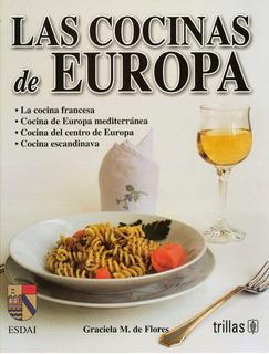 Las Cocinas De Europa Trillas