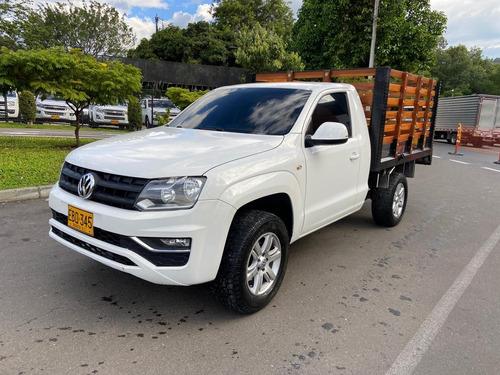 Volkswagen Amarok 2018 2.0 4x4 Diesel