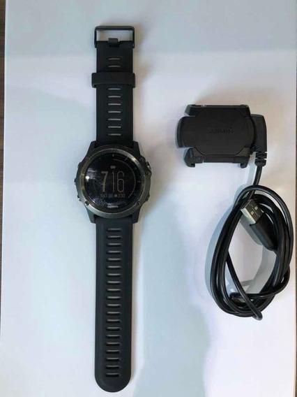 Relógio Garmin Fenix 3 Hr