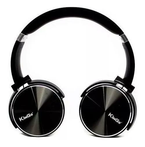 Headphone Bluetooth- Extrabass Kingo Kg-105 Original