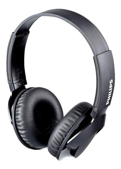 Fone Bluetooth Sem Fio Philips Com Microfone Super Leve