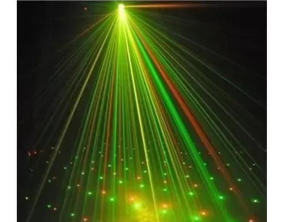 Projetor Laser Show Luatek - Dj Festa