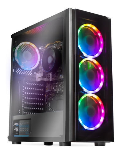 Xtreme Pc Amd Radeon Vega 8 Ryzen 3 16gb Ssd 240gb Rgb Wifi