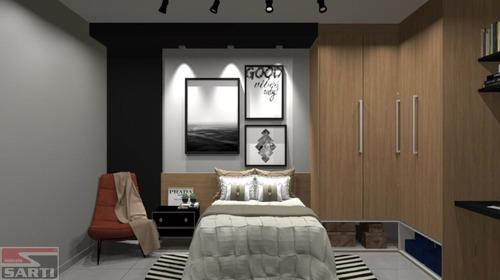Imagem 1 de 15 de Apartamentos Prontos Para Morar! Apenas R$ 220.000,00 - St16749