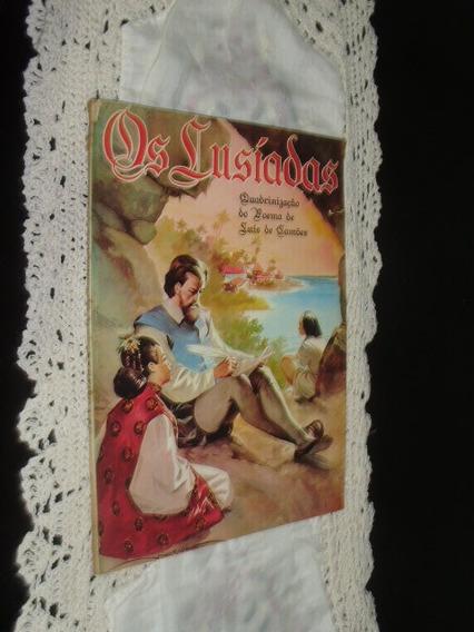 Hq Os Lusíadas Luís De Camões Ebal 1973 Formato Álbum