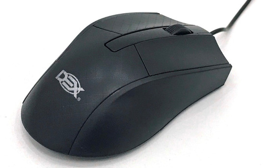 Mouse Usb Robotico Óptico 1000dpi P/computador Notebok Pc