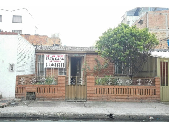 Casa Alquería Bogotá - Ideal Para Edificio Multifamiliar