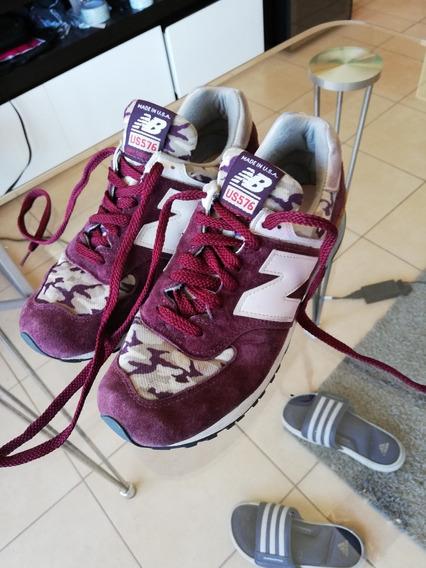 Zapatillas New Balance 576 Hombre Made In Usa 39.5