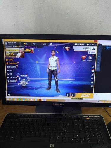 Pc Gamer I3 4gb 320gb