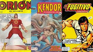 Kaliman Orion Arandu Kendor Coraje Comic Digital