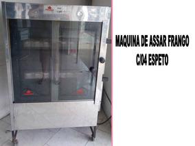 Maquuina De Assar Frango