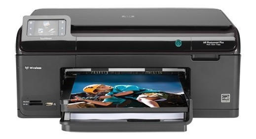 Hp Photosmart Plus All-in-one Printer - B209a