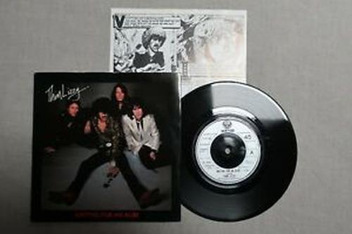 Imagem 1 de 1 de Compacto Vinil Thin Lizzy Waiting For An Alibi Uk 79 Import